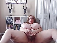 Exhausted bbw inconstancy a..