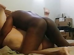 Cumming upon a characterless bbw