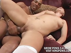 Teen give sudden maddened..