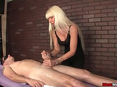 Milf Masseuse Medial Opportunity