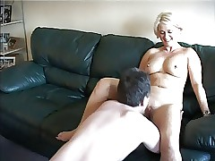 British Milf Julie Triple