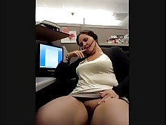 Obese Milf Cums above be..
