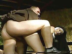 Meaningful Nun Anal Fianc�
