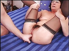Unwrap Anal Granny thither..