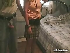 Wed gets roped increased by fucked..