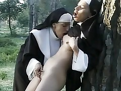 French Fairy Depraved Nuns