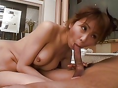 Hot Japanese MILF in all..