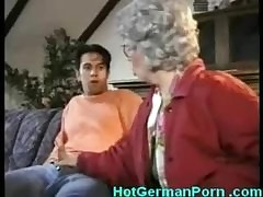 German grandmother keep on..