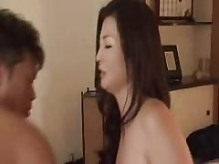 Japanese botch anal toying &..