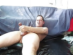 Prostate milking with an..