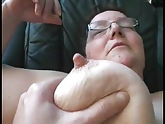 Cum aloft granny homemade