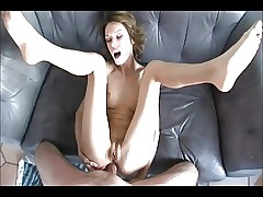 Tanja! Enjoyment from your ass!