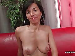 Paradisiacal french milf..