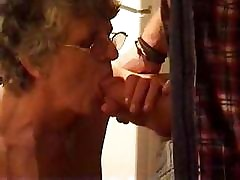 British Granny Fucked wide of..