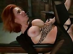 BDSM Milf multi over the moon..