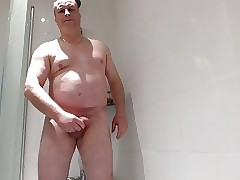 Shower wank