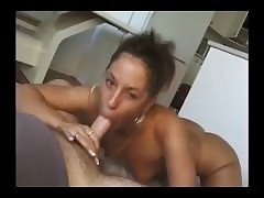 Hot Overcast Blowjob Upon Facial