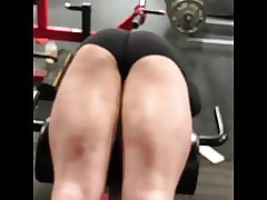 HOT TEEN onwards Gym to Spandex..